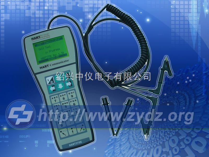 是支持HART协议设备的手持通信器,它可以对所有符合HART协议的设备进行配置、管理和维护。   HART375E手持器可以方便的接入DC4~20mA HART协议仪表电流回路中,与HART协议仪表(如压力变送器等产品)进行通信,配置HART仪表的设定参数(如量程上下限等),读取仪表的检测值、设定值,可以对仪表进行诊断和维护等等。该HART375通讯器支持HART协议的第一主设备(HART网桥等),HART375通讯器也支持HART协议的点对点和多点通信方式。 375通讯器技术指标 1、外形尺寸   HA