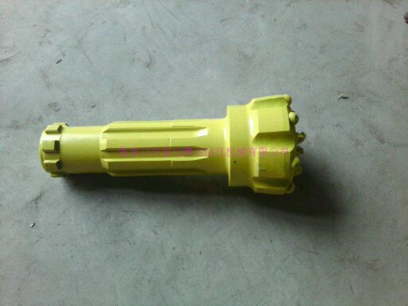 CWG76-15C潜孔钎头打孔为110mm