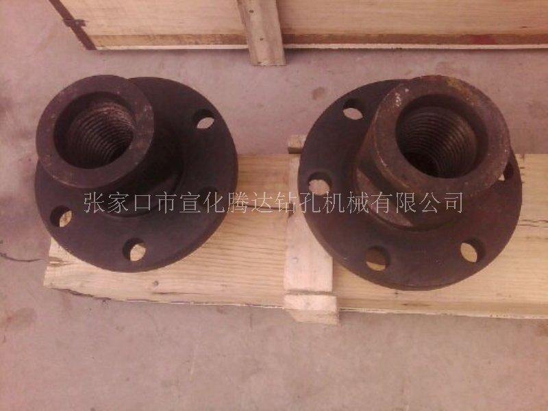 CM341潜孔钻机配件内接头宣化潜孔钻机配件