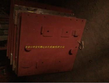 KQG150潜孔钻机配件下滑板内蒙古KQG150潜孔钻机配件