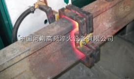 高铁钢轨焊缝正火机