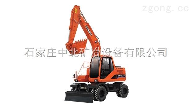 斗山DH150W-7挖掘机配件