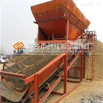 建材行业专用GTS型滚筒筛分机
