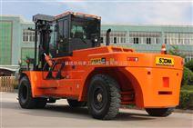 供应华南重工内燃重型大吨位30吨叉车集装箱叉车30吨钢铁叉车石材叉车价格