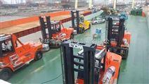 供應華南重工內燃重型大噸位25噸叉車生產廠家26噸叉車28噸叉車30噸叉車