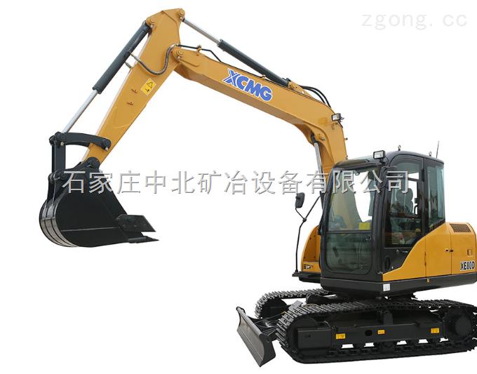 徐工XE80D挖掘机配件