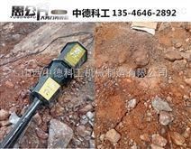 银川挖地基破坚硬石头机械液压撑石机安全