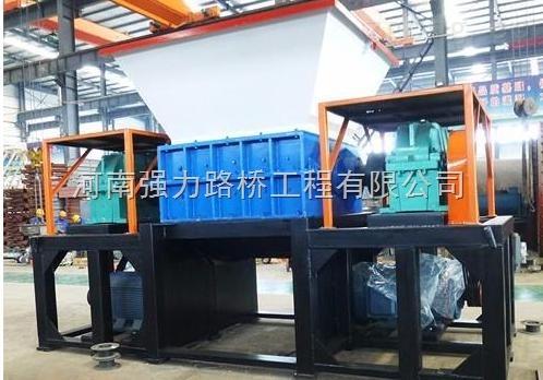 河南强力重工机械中大型电路板破碎机,粉碎机
