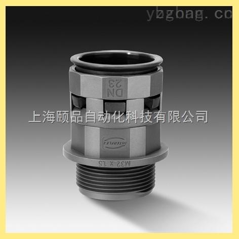 Interflex尼龍軟管接頭(MIR-12M16N,MIR-17M20N)